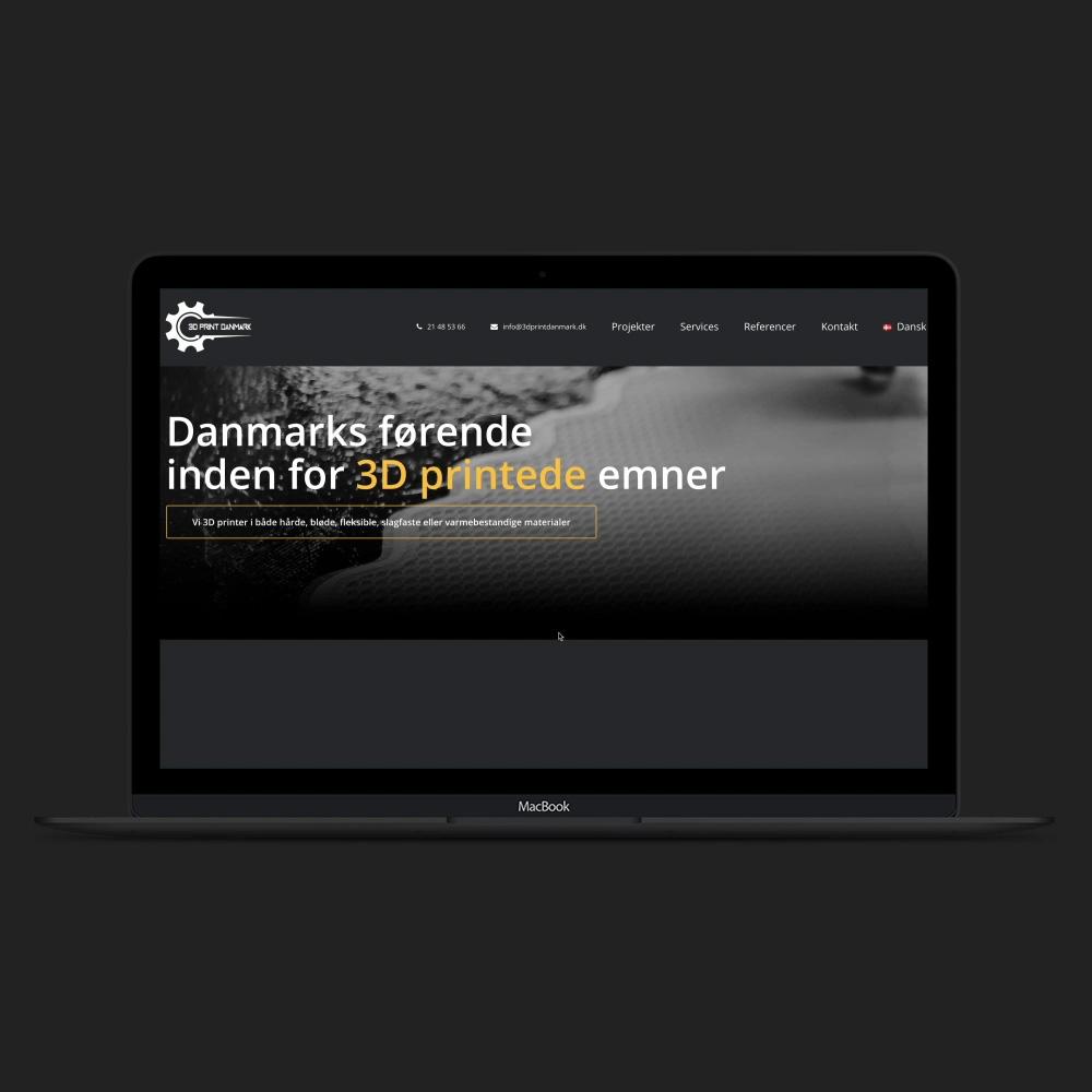 3D Print Danmark