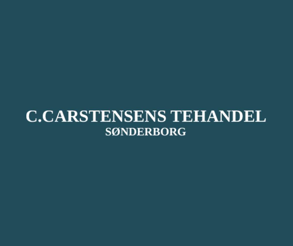 C. Carstensens Tehandel